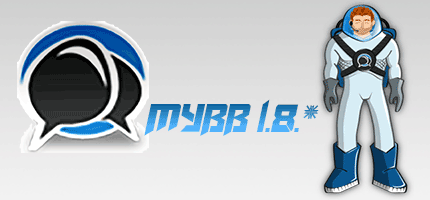 MyBB 1.8.* cover